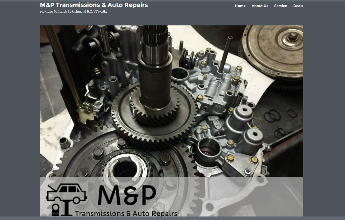 M&P Transmissions and Auto Repairs