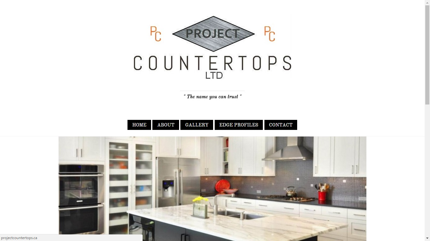 project countertops