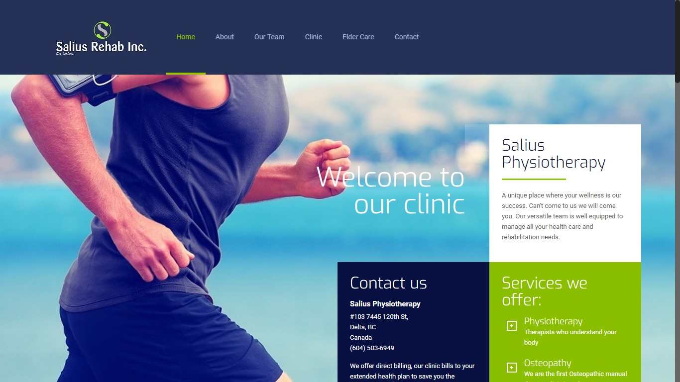 rehab website surrey