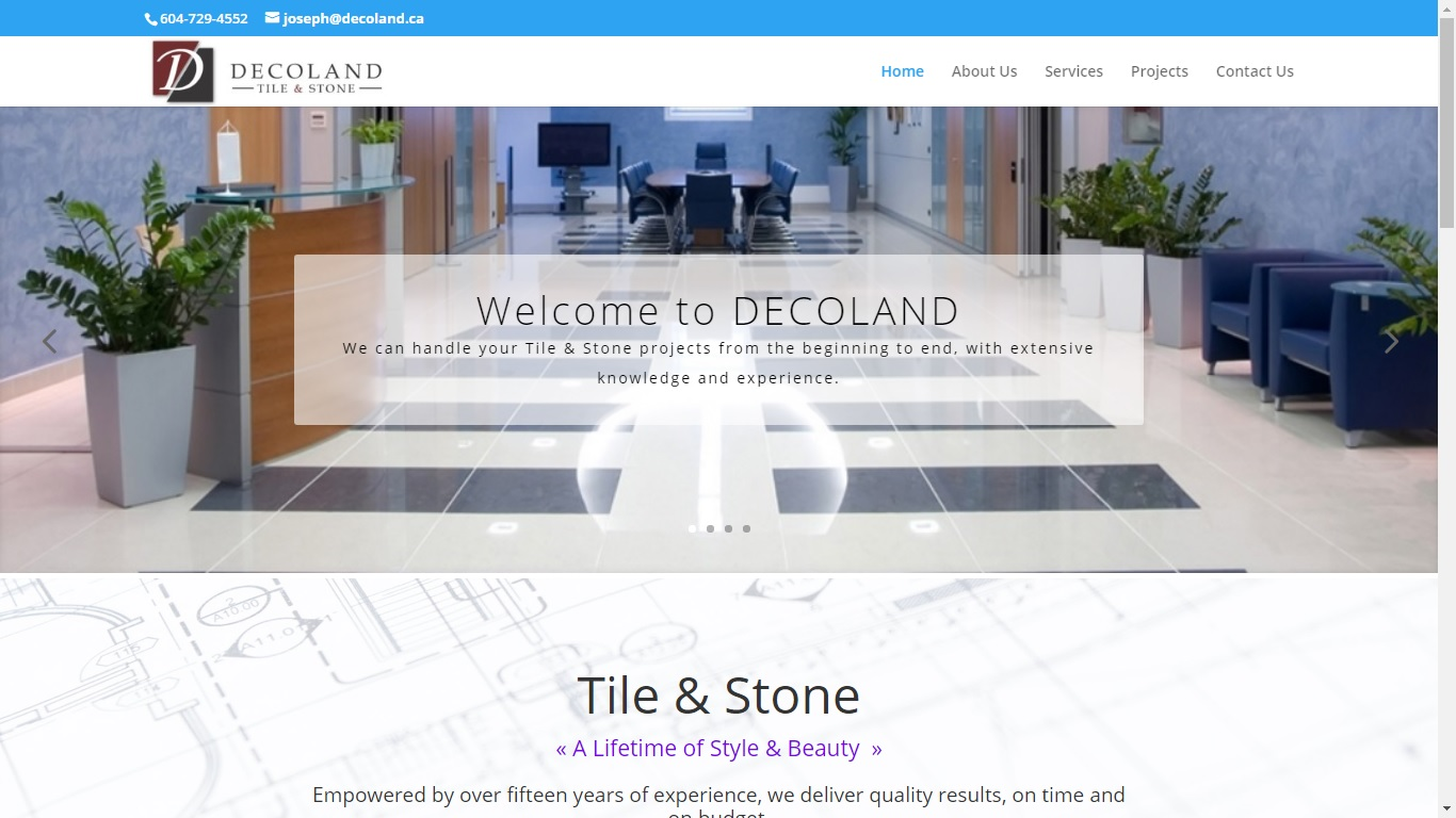 tile and stone website