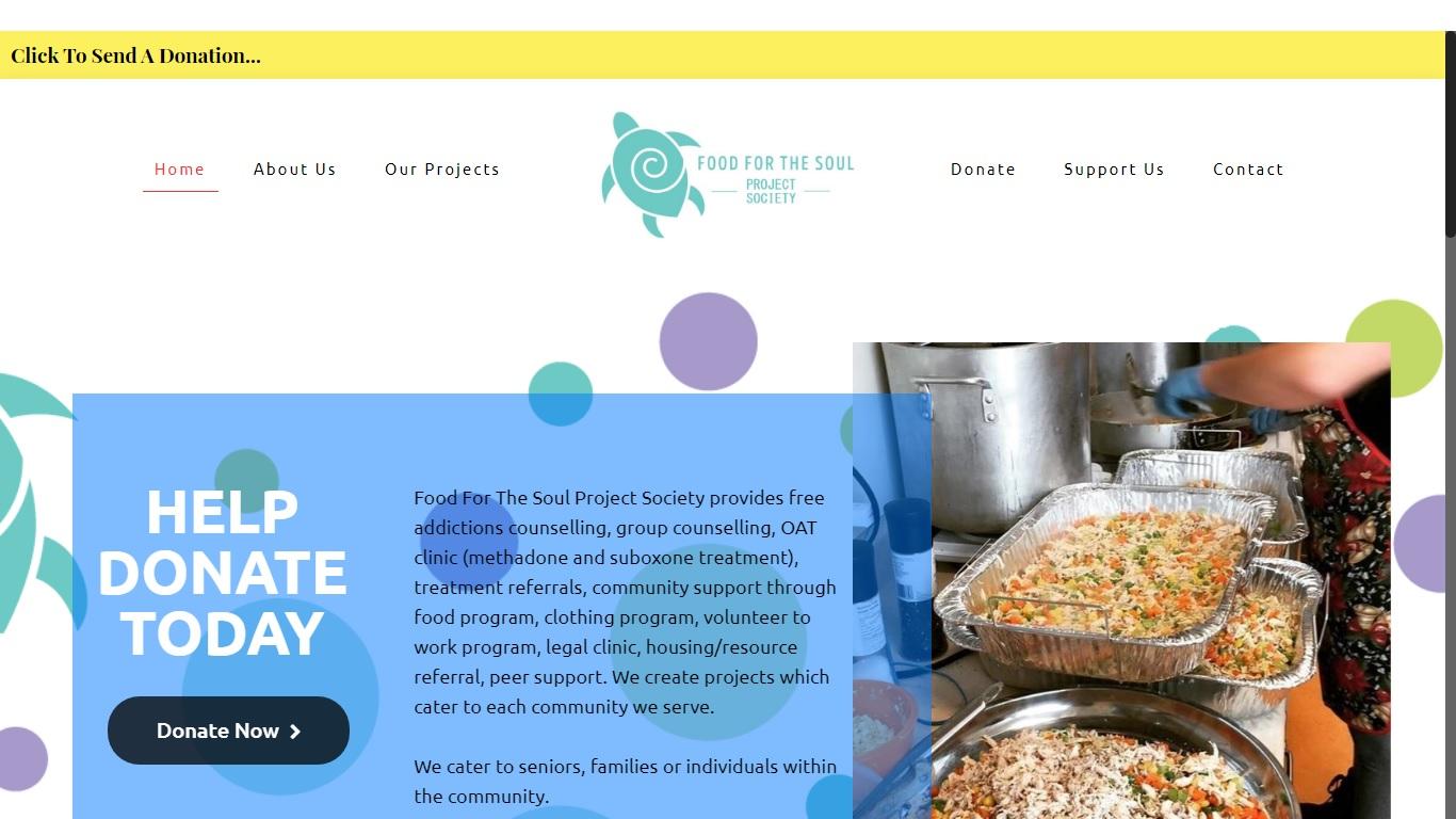CODE Website Design in Vancouver surrey finance website